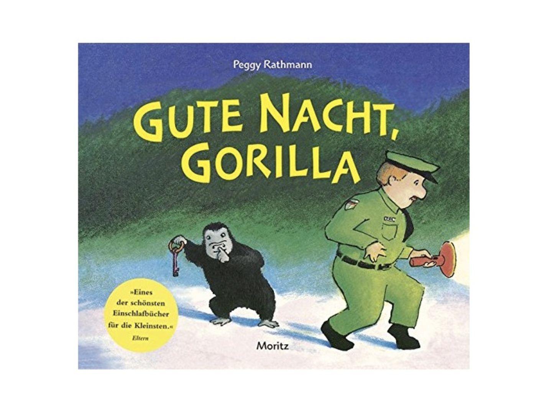 """Kinderbuch """"Gute Nacht, Gorilla!"""""""