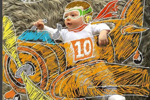 Baby-Entwicklung: Charlie hat große Träume