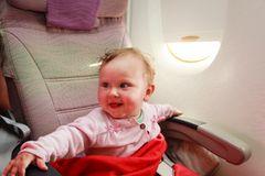 Flugreisen mit Kleinkind: Zusätzlicher Sitzplatz