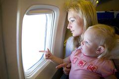 Flugreisen mit Kleinkind:Lieber zuletzt einsteigen
