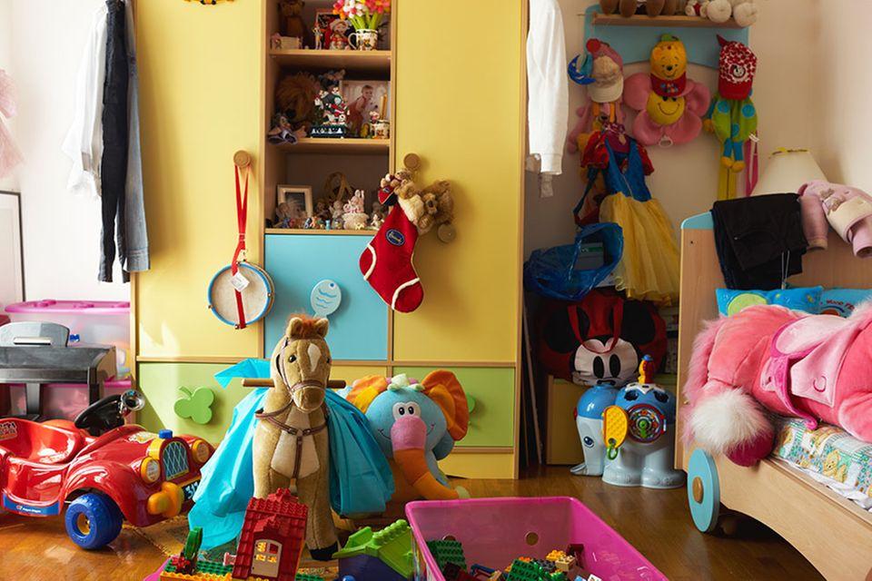 Eine ganz normale Mama: Aufräumen wird überschätzt -vor allem mit Kindern