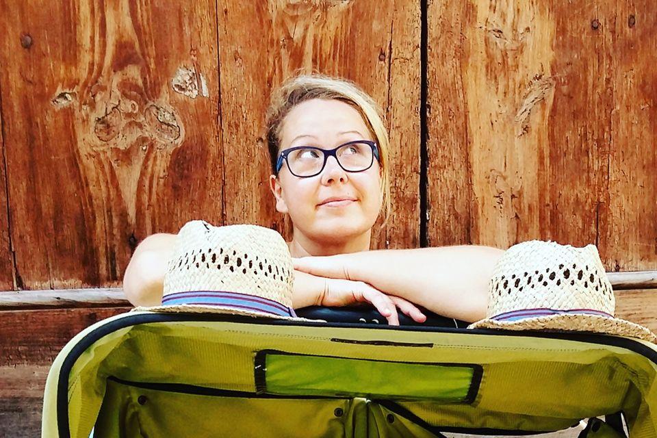 Bloggerin Anne Attersee – Einer schreit immer