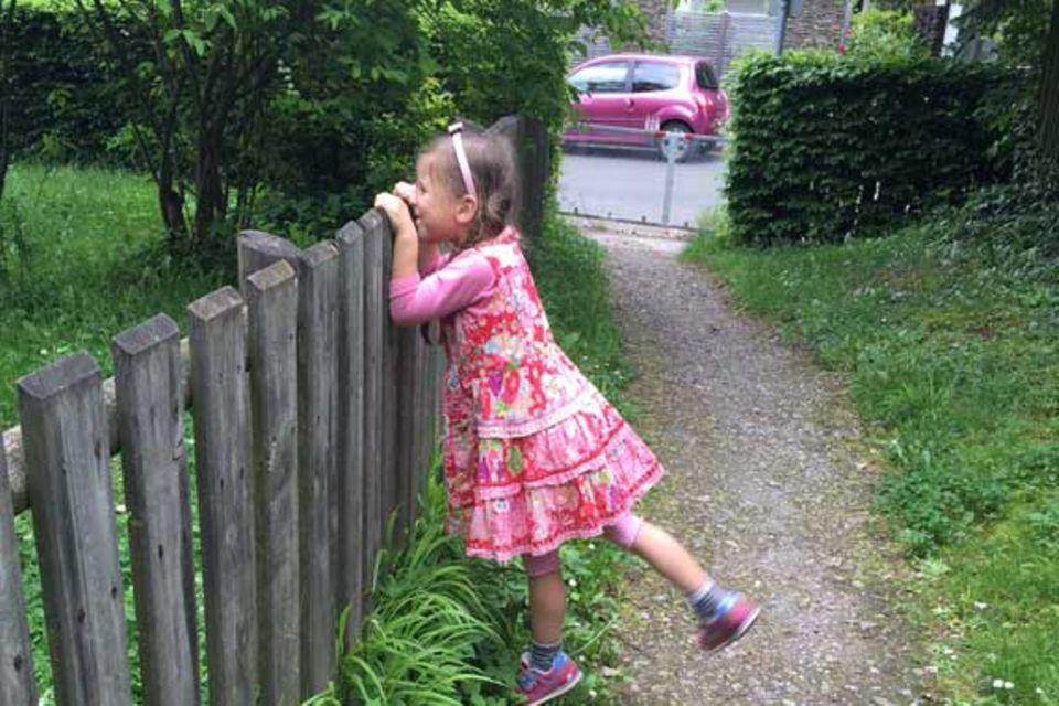 Blog rosaundlimone Kinderaugen