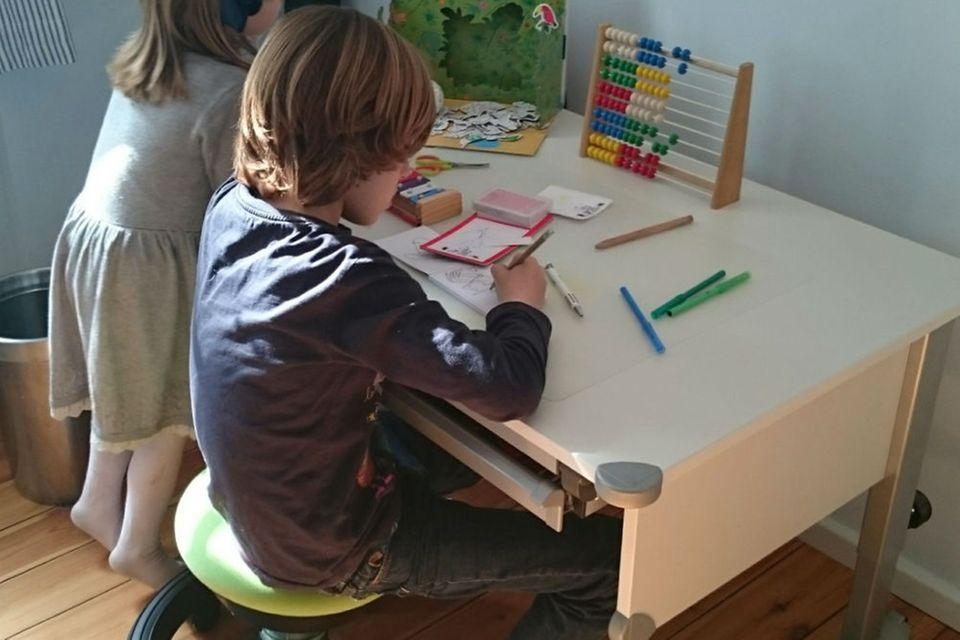 Blog Frau Mutter Hauaufgaben