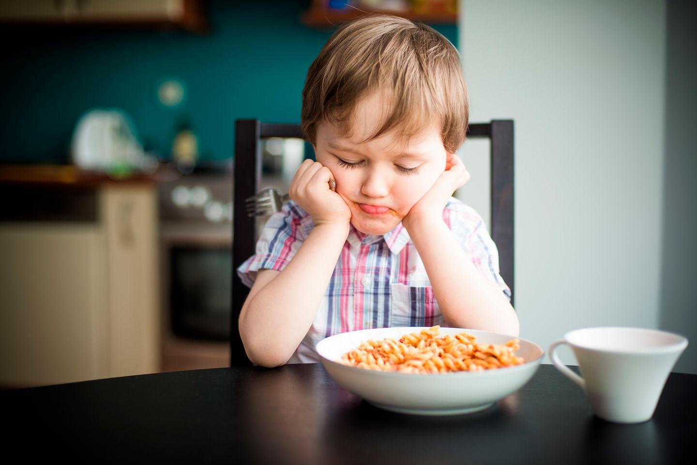 Eine ganz normale Mama: Essen mit Kindern: Nimm' die Tomaten aus meiner Tomatensoße, Mama!