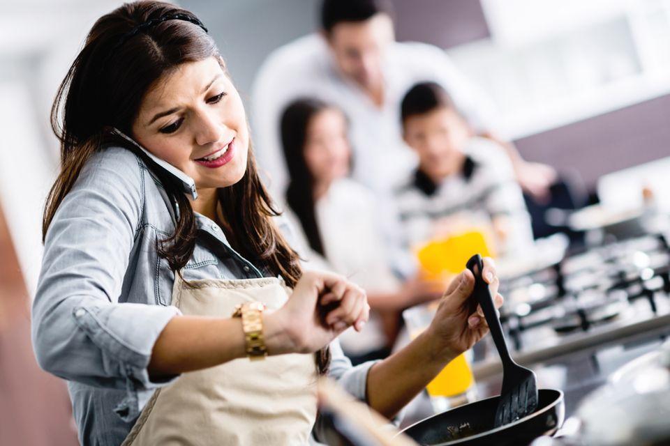 Familienalltag und Job unter einen Hut bringen