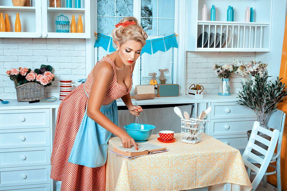 Eine ganz normale Mama: Hatten es unsere Mütter einfacher?