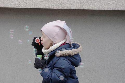 Blog Die kleine Botin Seifenblasen