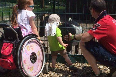 Blog wheelymum Eltern mit Behinderung