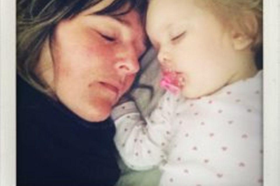 Frieda Friedlich: Schlafen, einfach nur Schlafen