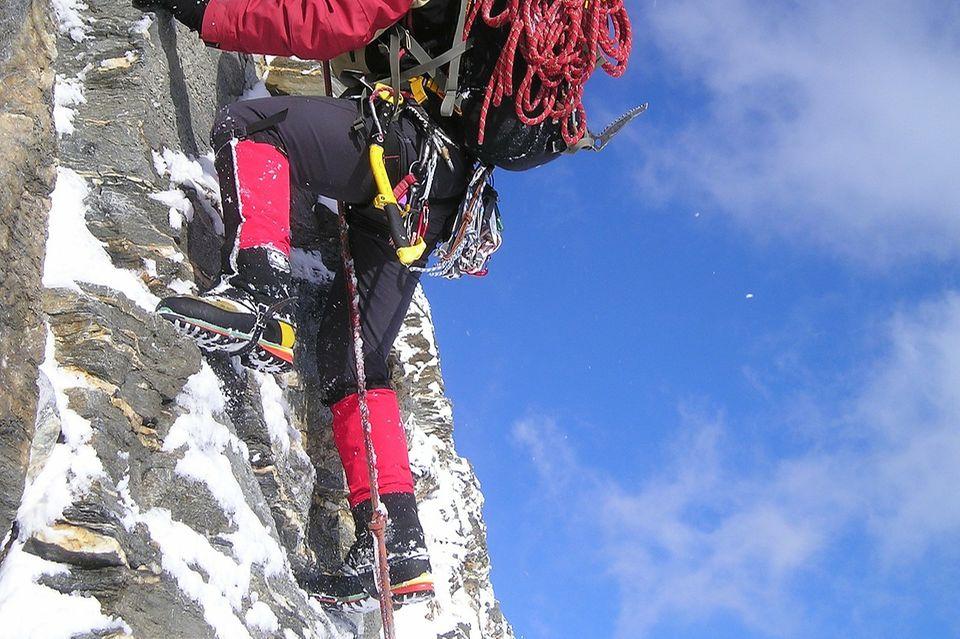 Blog Kinderalltag Klettern
