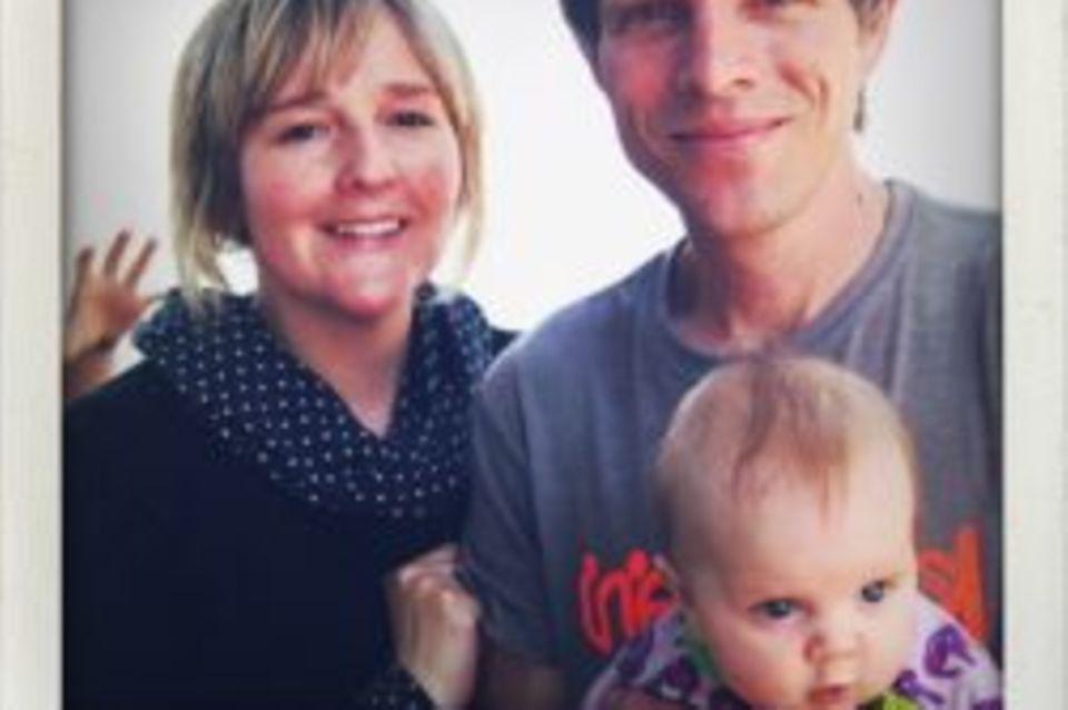 Frieda Friedlich: Happy peppy family-life. Nicht.