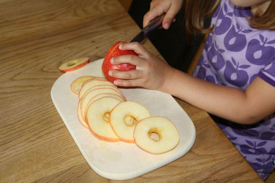 Blog Reges Leben Apfelernte