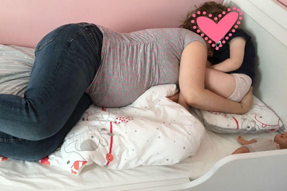 Blog Lächeln und Winken Rabenmutter 2.0 Schlaf