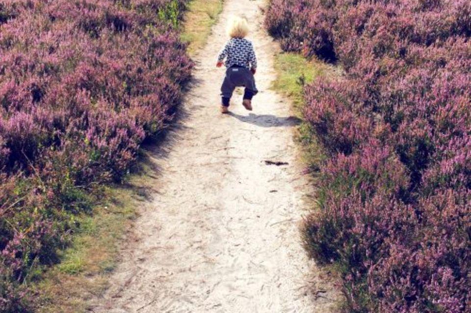 SarahPlusDrei: Zwei Schritt vor und einen zurück – vom Leben mit Baby, gewähren lassen und genießen