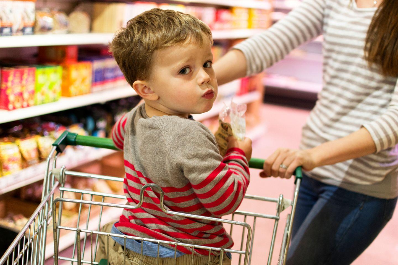 Eine ganz normale Mama: An die Frau an der Supermarktkasse...