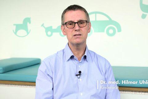 Sprechstunde beim Kinderarzt: Was sind Gneis und Milchschorf? Ist das schlimm?