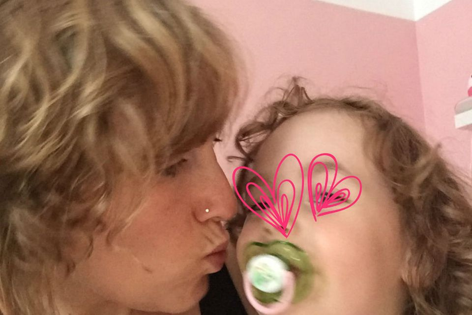 Blog Lächeln und Winken Rabenmutter 2.0 Kleines großes Kind