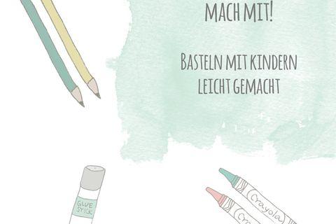 Die kleine Botin: Einfach basteln mit Kindern! | kostenloses E-Book