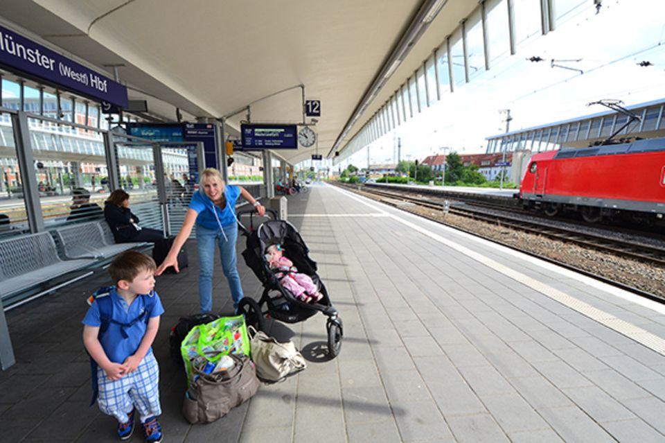 Erste Zugfahrt mit zwei Kids – Weg zur Mutter-Kind-Kur