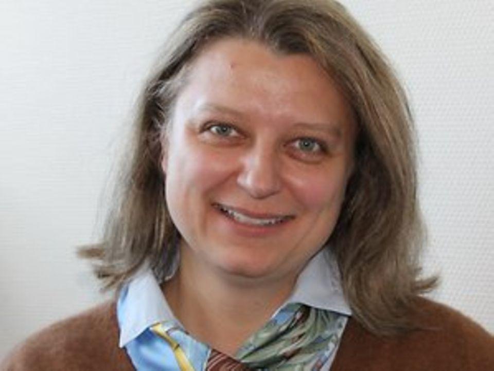 Barbara Schneider arbeitet als Schlafmedizinerin in einem Kinderschlaflabor