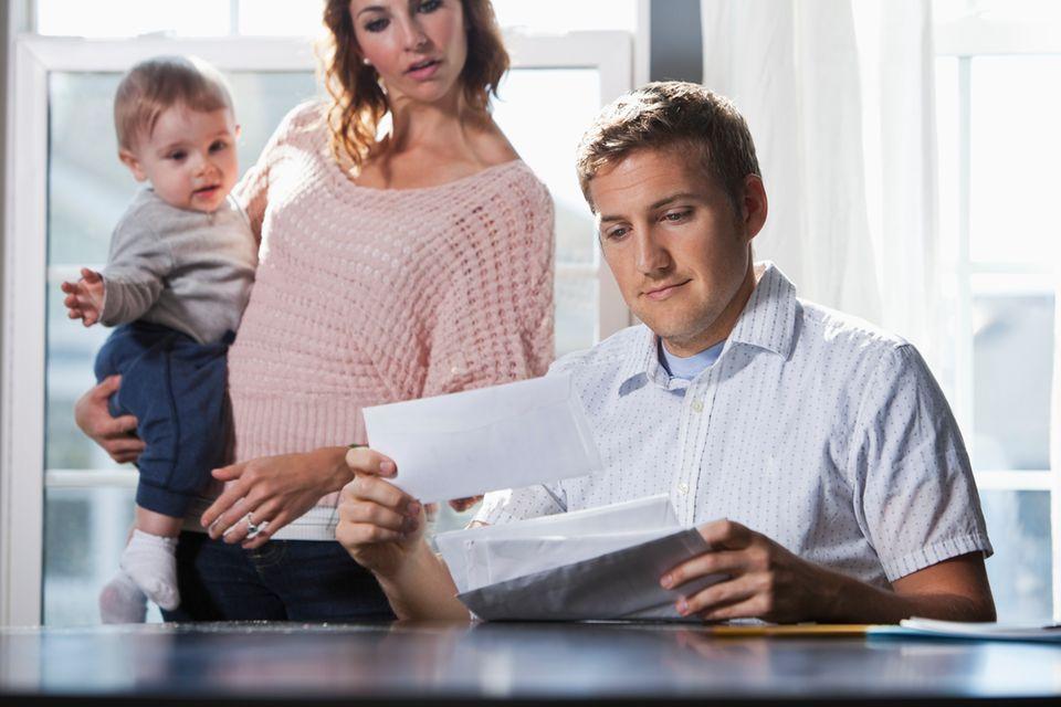 Eltern reden über Geld