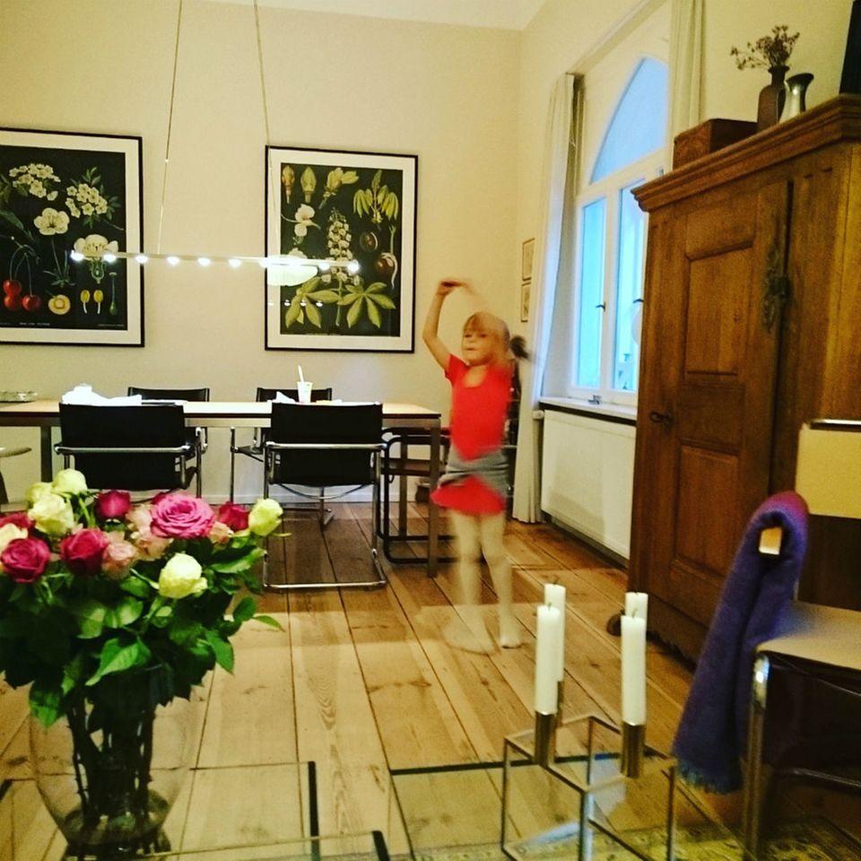 Blog Frau Mutter Ballett