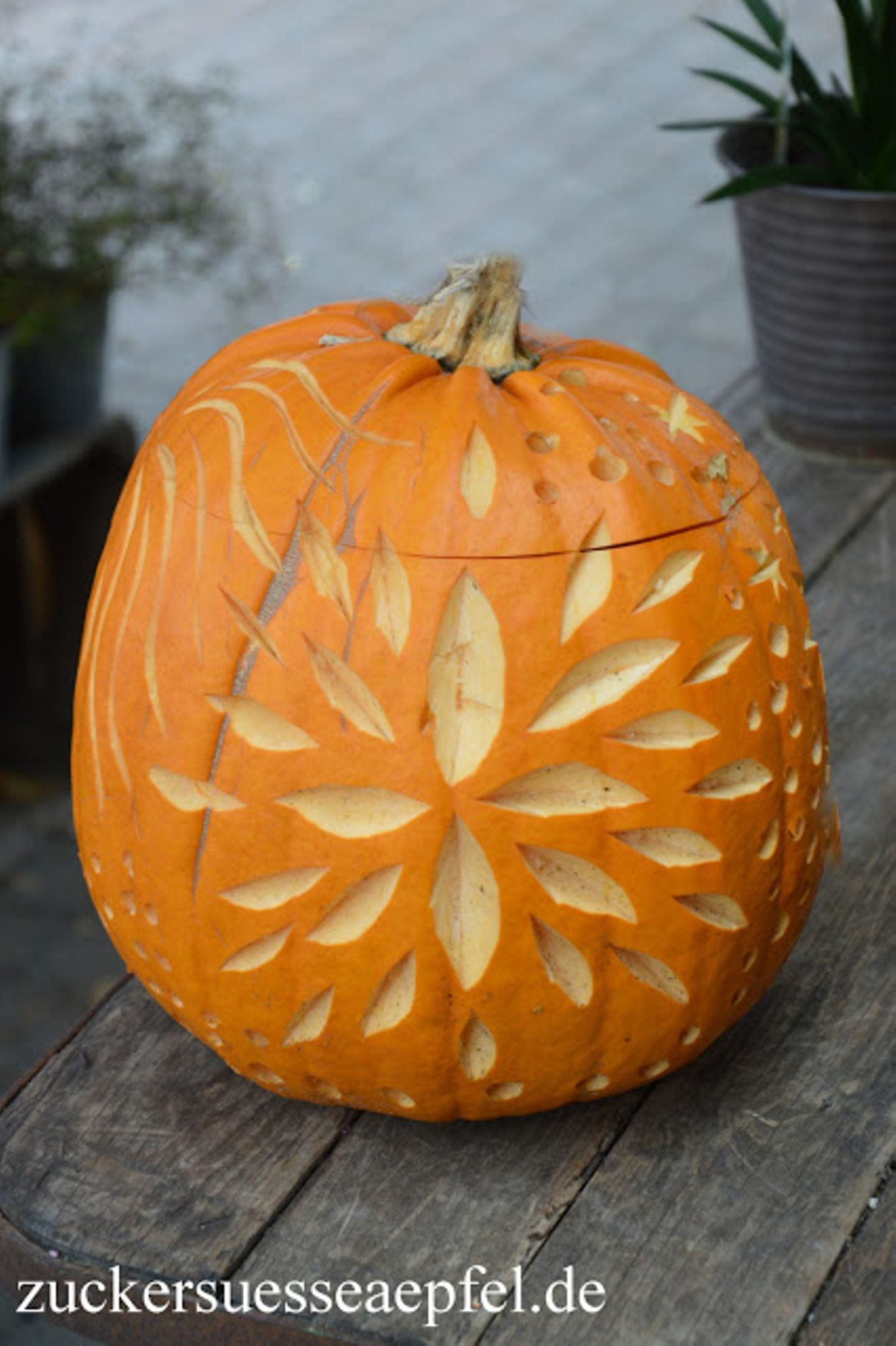 Blog Zuckersuesse Aepfel Halloween2