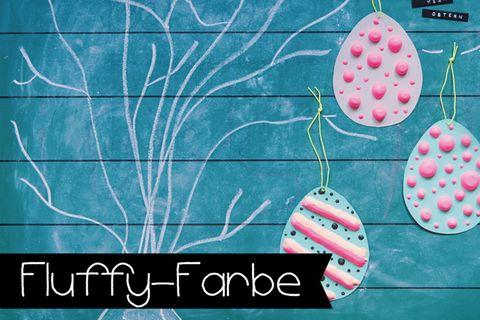Fluffy Farbe