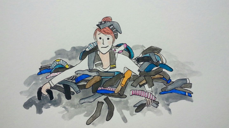 Blog Beatrice Confuss Socken
