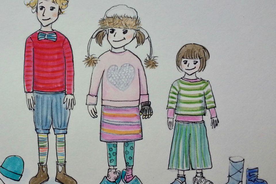 Blog Beatrice Confuss Kleiderordnung