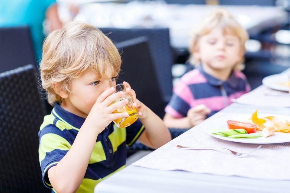 Blog Mutter&Söhnchen Essen gehen