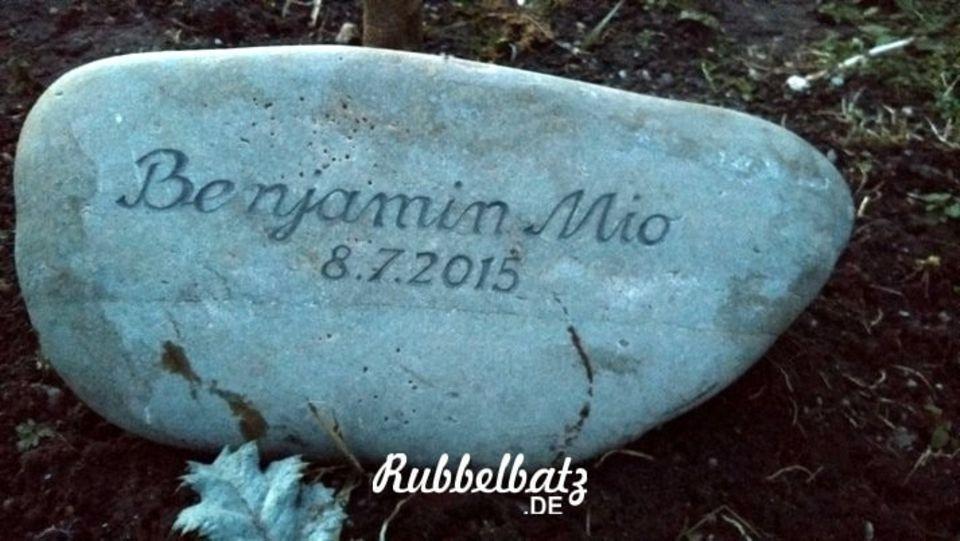 Blog Rubbelbatz Namensgebungfeier