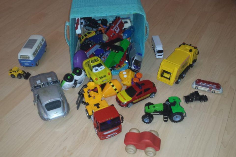 So viel Spielzeug