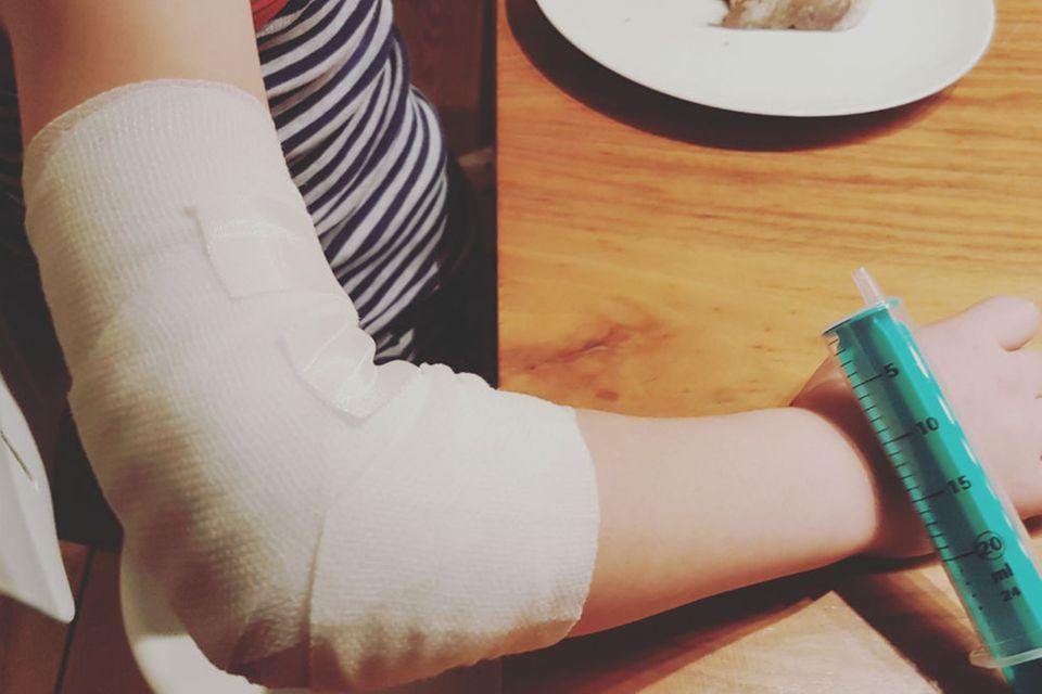 Blog Frau Mutter Rettungsstelle