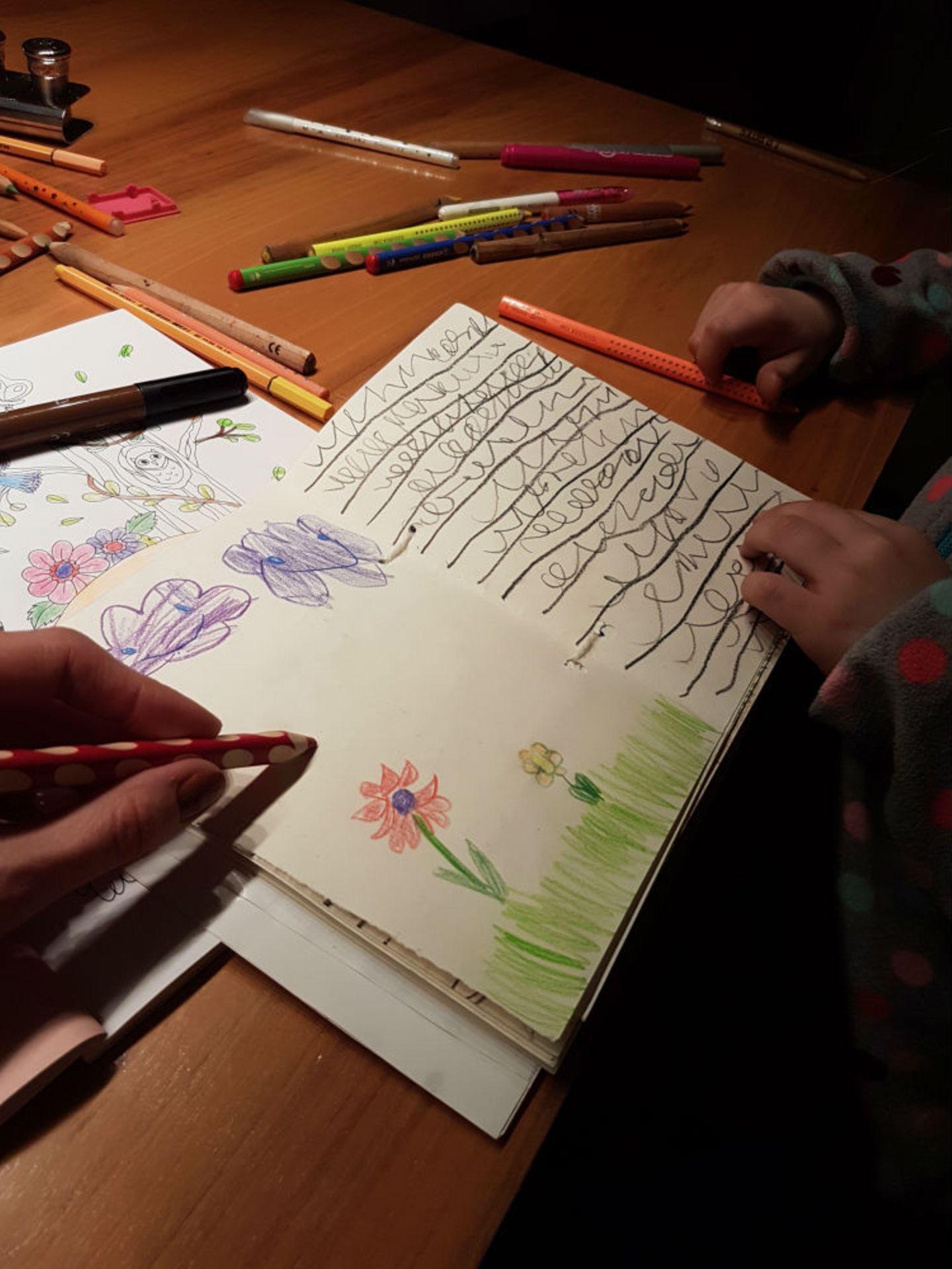 Blog Frau Mutter Hausaufgaben