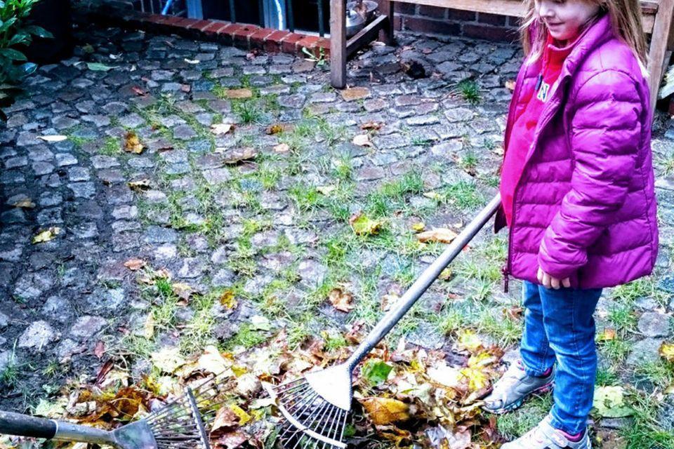 Blog Frau Mutter Hausarbeit Kinder