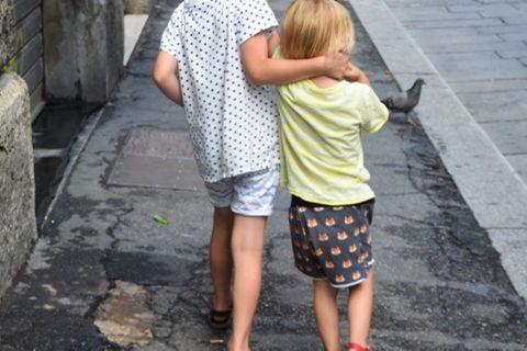 Blog Claudi Was für mich _ Kinder alleine unterwegs