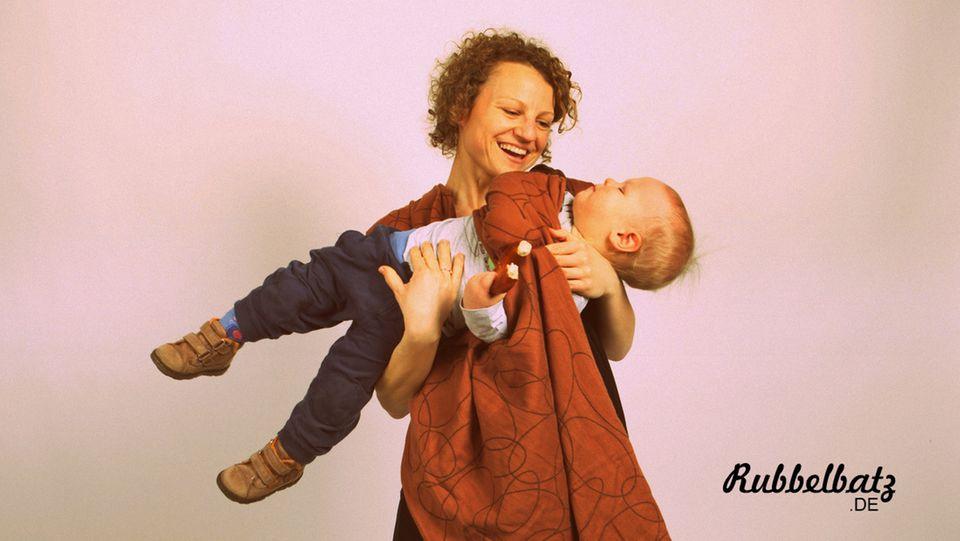 Blog Rubbelbatz Intuitive Elternschaft