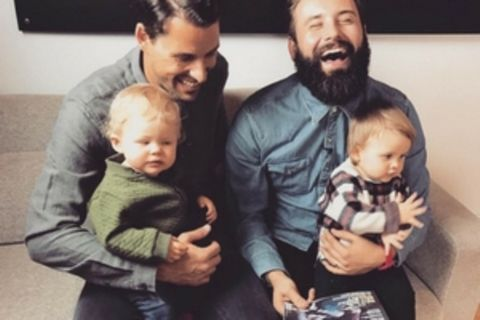new dads on the blog