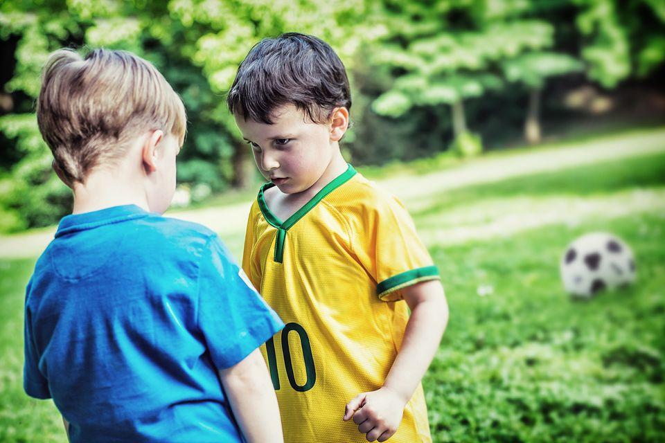 Erziehung: Strafen? Also Kinder bestrafen? Hm.