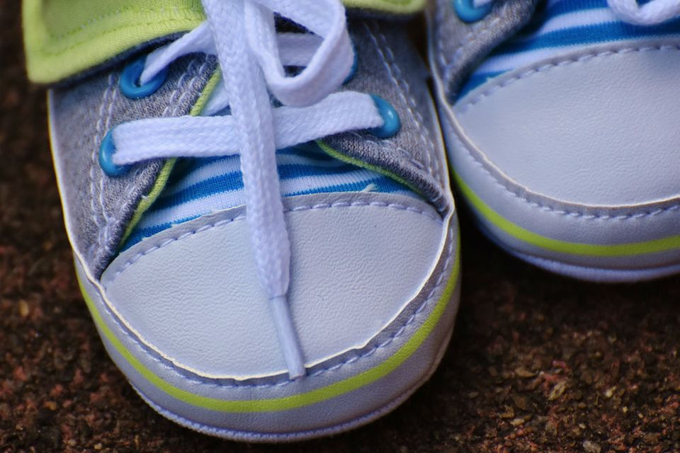 Blog Kinderalltag Schuhkauf