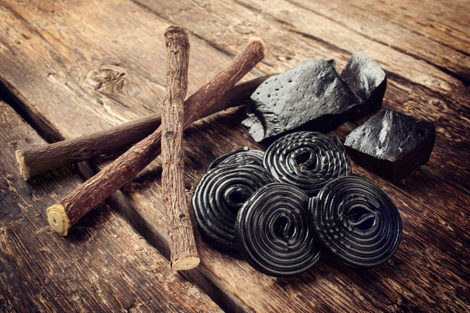 Lakritz und Süßholz