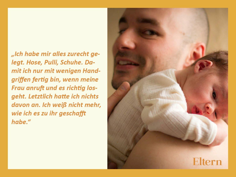 Männer bei der Geburt: 25 Wahrheiten über die Geburt – von Mann zu Mann