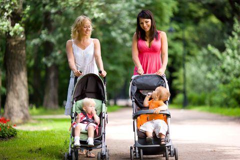 Freundschaft unter Müttern: 10 Mama-Freundinnen - und welche wirklich zu Dir passt!