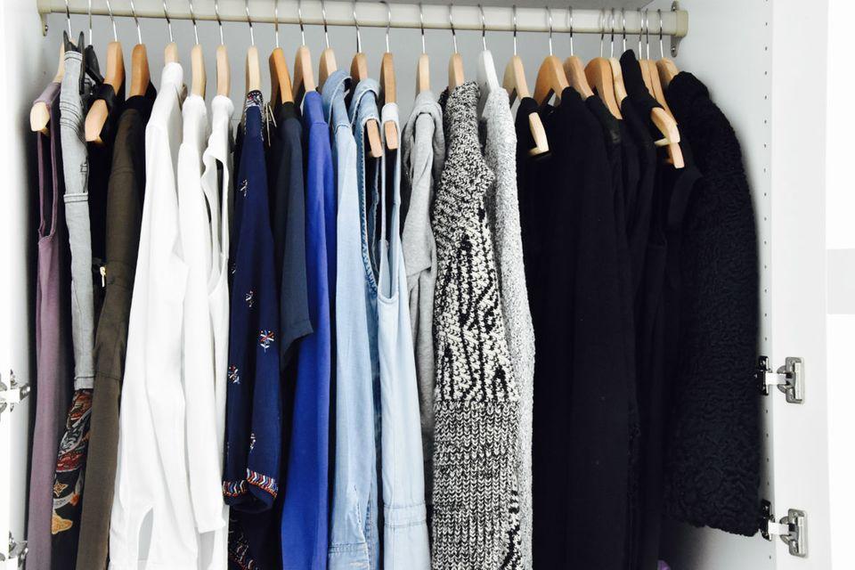 Blog Heute ist Musik Kleiderschrankprojekt
