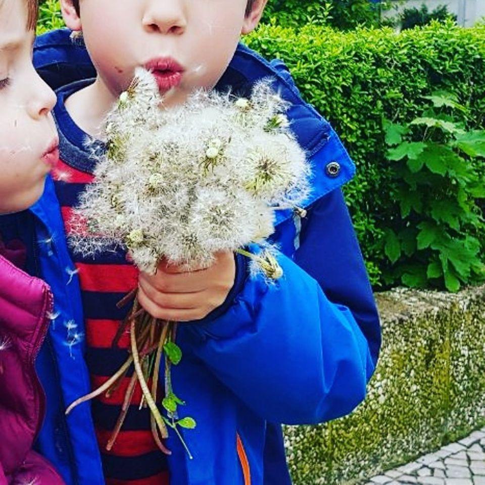 Blog Frau Mutter Muttertagswunsch