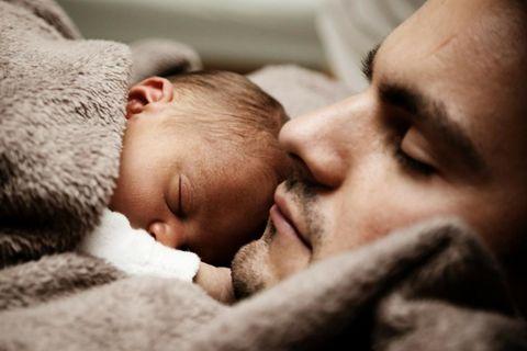 new dads on the blog Väter im Kreißsaal Mia