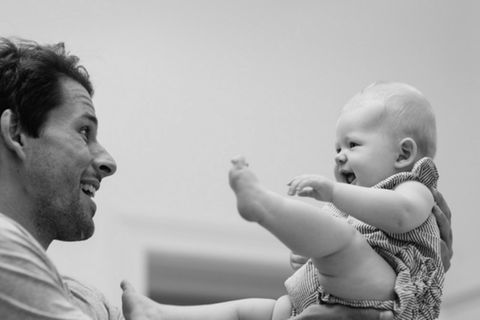 new dads on the blog Vaterschaft