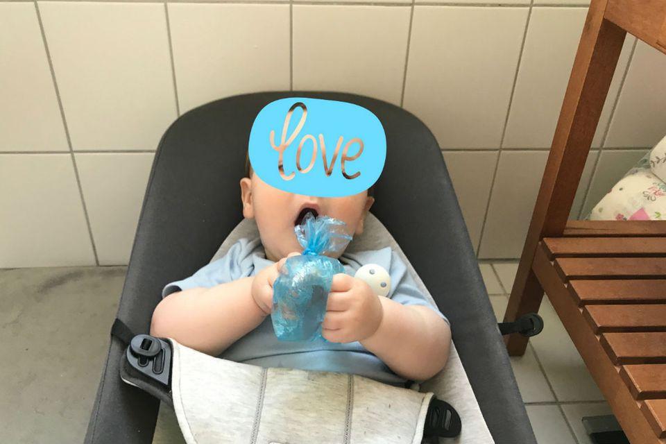 Blog Lächeln und winken Hitze-Baby Muiit-Tipps